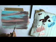 OIL PAINTING FOR BEGINNERS BY ALAN KINGWELL...PART ONE