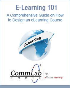 """Download your copy of """"eLearning 101 - A Comprehensive Guide on How to Design an eLearning Course"""" now! for Free"""