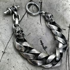 Sterling Silver   Thick Chain