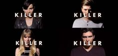 scream the tv series season 2 | ... the killer in the official trailer for season two MTV / YouTube