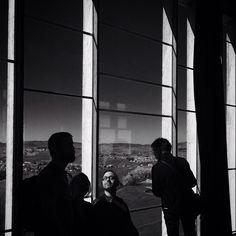 Couvent de la Tourette (Rhône) Le Corbusier - Iannis Xenakis Photo prise par Emmanuelle Coquelle et publiée sur Instagram par @manhattan_transfert