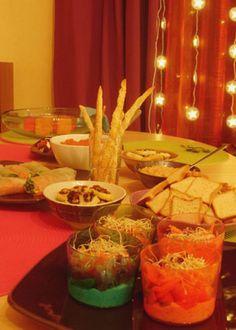 Quelques idées pour un buffet de Noël original, CléaCuisine