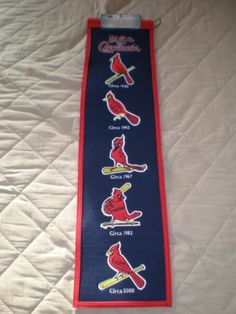 St Louis Cardinals Heritage Banner - NEW