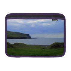 Clare Coast MacBook Sleeve - diy cyo customize create your own #personalize