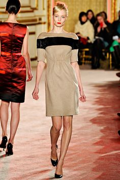 Thakoon Fall/Winter 2012 collection.
