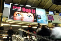 Our 'See it big' Advertising campaign in Birmingham for the IMAX! http://www.oohinternational.co.uk/digital-media-advertising