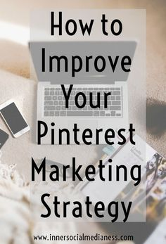 How to Improve Your Pinterest Marketing Strategy - If you're looking to grow your business or blog on Pinterest, try using these tips with your pin descriptions to reach more people looking for what you sell and blog about on your site.  via @penneyfox