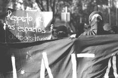 La represión es el estado: Posicionamiento solidario ante el desalojo violento—democrático del Auditorio Che Guevara