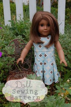Gia+Pleated+Doll+Dress+Sewing+Pattern+and+by+sewsweetpatterns,+$4.00