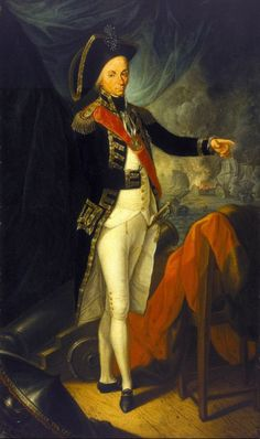 rear admiral nelson 1798