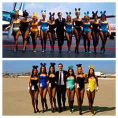 """""""Most great films have a sequel. The same can be said with great brands."""" - Cooper Hefner"""