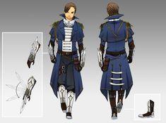 The Order: 1886 Male Outfit Design by Omega-valeth-sama.deviantart.com on @DeviantArt