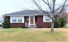 1222 Avondale Road  $124,900 | Great move-in ready home in a convenient location. Totally updated with large kitchen, gorgeous hardwood floors throughout, and plenty of charm with built in shelves.. This 3 bed, 2 bath home has a full basement with family room and full bathroom and laundry room. Nice fenced-in back yard with a partially closed-in carport with storage room. All this priced under $125,000!