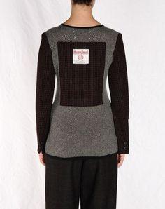 Crewneck sweater...I am bonkers over all things Martin Margiela