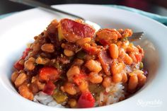 Smoky Bacon and Beans