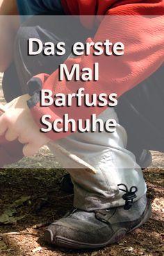 """Schon mal """"barfuß"""" gewandert? Wir haben Wildling Barfußschuhe getestet und erzählen davon im Blog."""