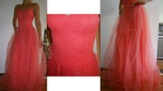 65,90 eur Formal Dresses, Red, Fashion, Dresses For Formal, Moda, Formal Gowns, Fashion Styles, Formal Dress, Gowns