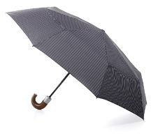 Fulton Compact Grey Chelsea Umbrella
