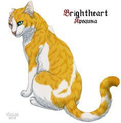 Brightheart by Vialir on DeviantArt