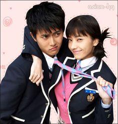Delightful/Sassy Girl Choon Hyang  - Jae Hee & Han Chae Young