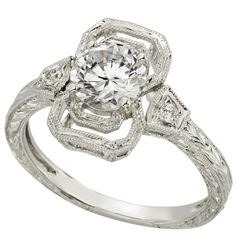 The Heirloom Collection   Designer Engagement Rings and Wedding Bands   Diamonds Direct   Charlotte, Birmingham, and Raleigh