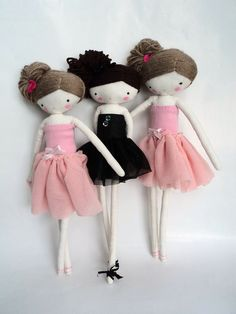 corps de ballet by las sandalias de ana, via Flickr