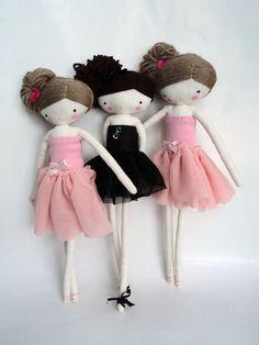 corps de ballet by las sandalias de ana, via Flickr