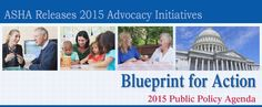 ASHA releases 2015 plan for advocacy.
