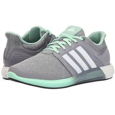 adidas Running Solar Boost Women's Shoes ($100) ❤️ liked on Polyvore featuring shoes, athletic shoes, lightweight running shoes, light weight shoes, woven shoes, adidas and laced shoes