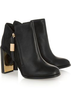 See by Chloe Ankle Boots, $450; net-a-porter.com   - ELLE.com