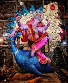 Jai Ganesh, Ganesh Lord, Ganesh Idol, Shree Ganesh, Shri Ganesh Images, Ganesh Chaturthi Images, Ganesha Pictures, Ganesha Drawing, Lord Ganesha Paintings