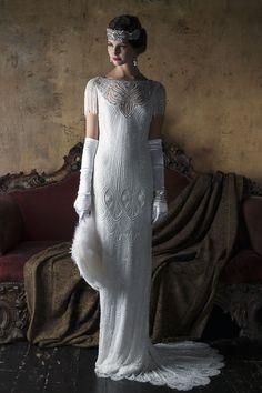 "~ Eliza Jane Howell ~ ""Fleur"" | dressdirectory.co.uk"