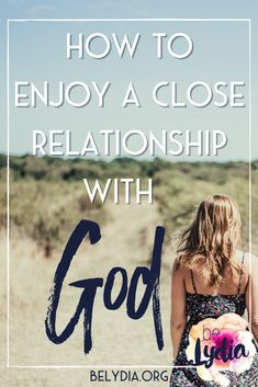 Would you like to be close to God? Really close. In the Bible, we are encouraged to draw near to Him - to come close. Here is how to be close to God. #closetoGod Jesus is the best and most important relationship you can ever have.