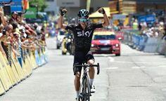 Porte alarga su liderato y Contador supera a Froome en Alpe d'Huez