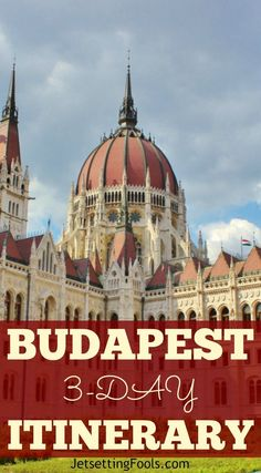 Packed with iconic sights, an incredible history and a lively nightlife, Budapest, Hungary certainly knows how to entertain its guests! Whether you're a nature lover or admirer of architecture, there to marvel at monuments or partying the night away, on a low budget or seeking a luxury escape, you can find what suits your style in Budapest. We think the city is worthy of more than just three days, but our Budapest 3-Day Itinerary is designed for the visitor who is short on time...