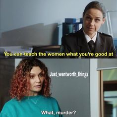 Bea Smith   @Just_wentworth_things