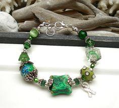 Cerebral Palsy awareness bracelet-LOVE!