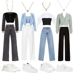 Kpop Fashion Outfits, Tomboy Fashion, Stage Outfits, Korean Outfits, Mode Outfits, Girly Outfits, Dance Outfits, Cute Casual Outfits, Streetwear Fashion