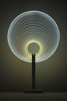 Thanks for the sun. Desk lamp. Arnout Meijer. DDW 2014