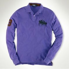 Welcome to our Ralph Lauren Outlet online store. Ralph Lauren Mens Long Sleeve on Sale. Find the best price on Ralph Lauren Polo. Ralph Lauren Custom Fit, Polo Ralph Lauren, Ralph Laurent, Ralph Lauren Long Sleeve, Tie And Pocket Square, Long Sleeve Polo, Menswear, Mens Fashion, My Style