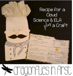 Cloud Science, ADORABLE craft and writing!