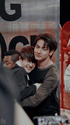 Dramas, 2moons The Series, Cute Love Stories, Cute Asian Guys, Theory Of Love, Love Sick, Korean People, Cute Gay Couples, Thai Drama