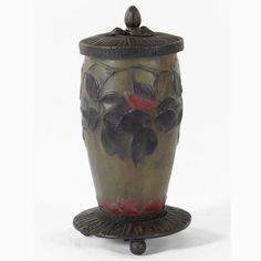 `feuilles de rosier' ||| 20th century design ||| sotheby's w07671lot3j48pen
