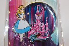 DisneyPin 99409 DLP - Disney Dreams - Alice in Wonderland and Cheshire Cat