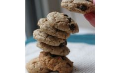 Chewy Chocolate Chip Pesach Cookies