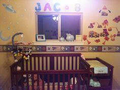 ..again the shared nursery
