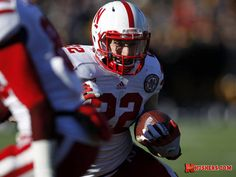 Burkhead and Fisher Named Academic All-Americans - Huskers.com - Nebraska Athletics Official Web Site