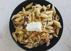 Πένες με χταποδάκι. Το χταποδάκι την περίοδο της νηστείας, δημιουργεί απίστευτα νόστιμα και χορταστικά πιάτα!
