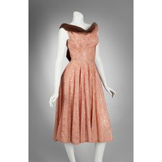 This dress was worn by Cyndi Lauper in her 'Girls Just Want to Have Fun' music video.