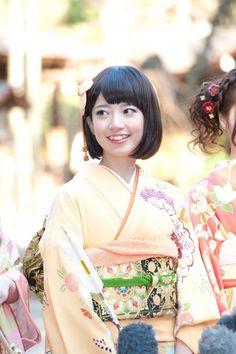 乃木坂46 (nogizaka46) Upcoming Age Ceremony ~ Hashimoto Nanami (橋本奈々未)